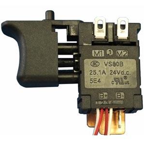 VS80B锂电保护开关