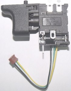 VS72 Power Tool Trigger Switch 25A
