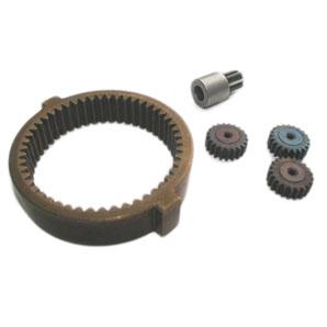 齿轮组件4