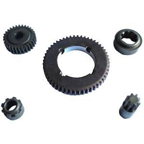 轻型电锤上齿轮等部件