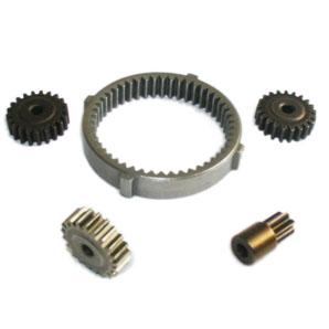 齿轮组件3