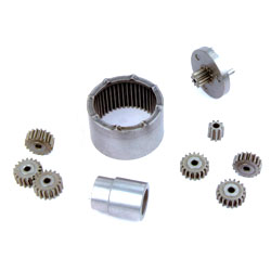 Parts for high grade single speed gear box(506)