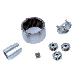 Parts for single speed gear box(506)