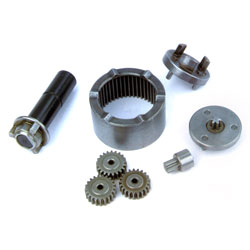Parts for electric screwdriver