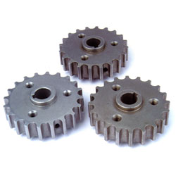 Pulley for engine