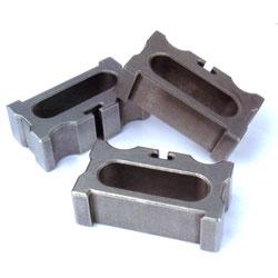 Slide block for grease gun